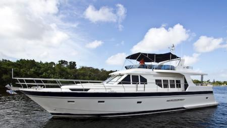 Motor Yacht Monte Fino 66 Voyager
