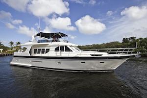 V Class Voyager - V Class Voyager Motor Yachts