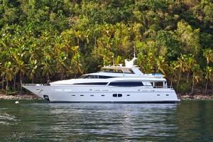MF 100 Custom Yachts