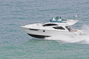 MF C45 MI Catamarán