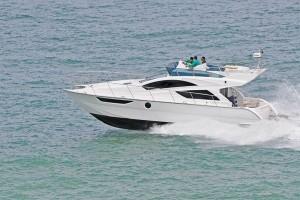 MF C45 MY Catamaran