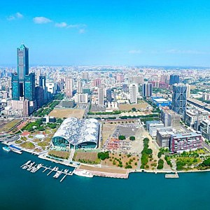 Kha Shing Enterprise Co. Ltd. | Monte Fino Yachts will develop a new marina at pier 22 of Kaohsiung Harbor