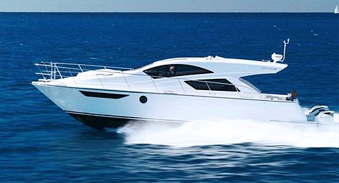 Monte Fino C47 Outboard Express