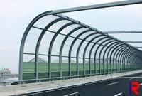 Sound Barrier acrylic sheet application