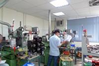 Μηχανή λείανσης επιφανειών