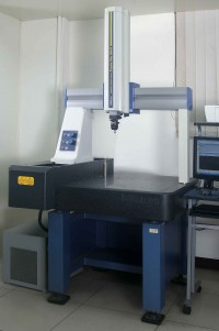 3D Coordinate Optical Vision Measuring Machine