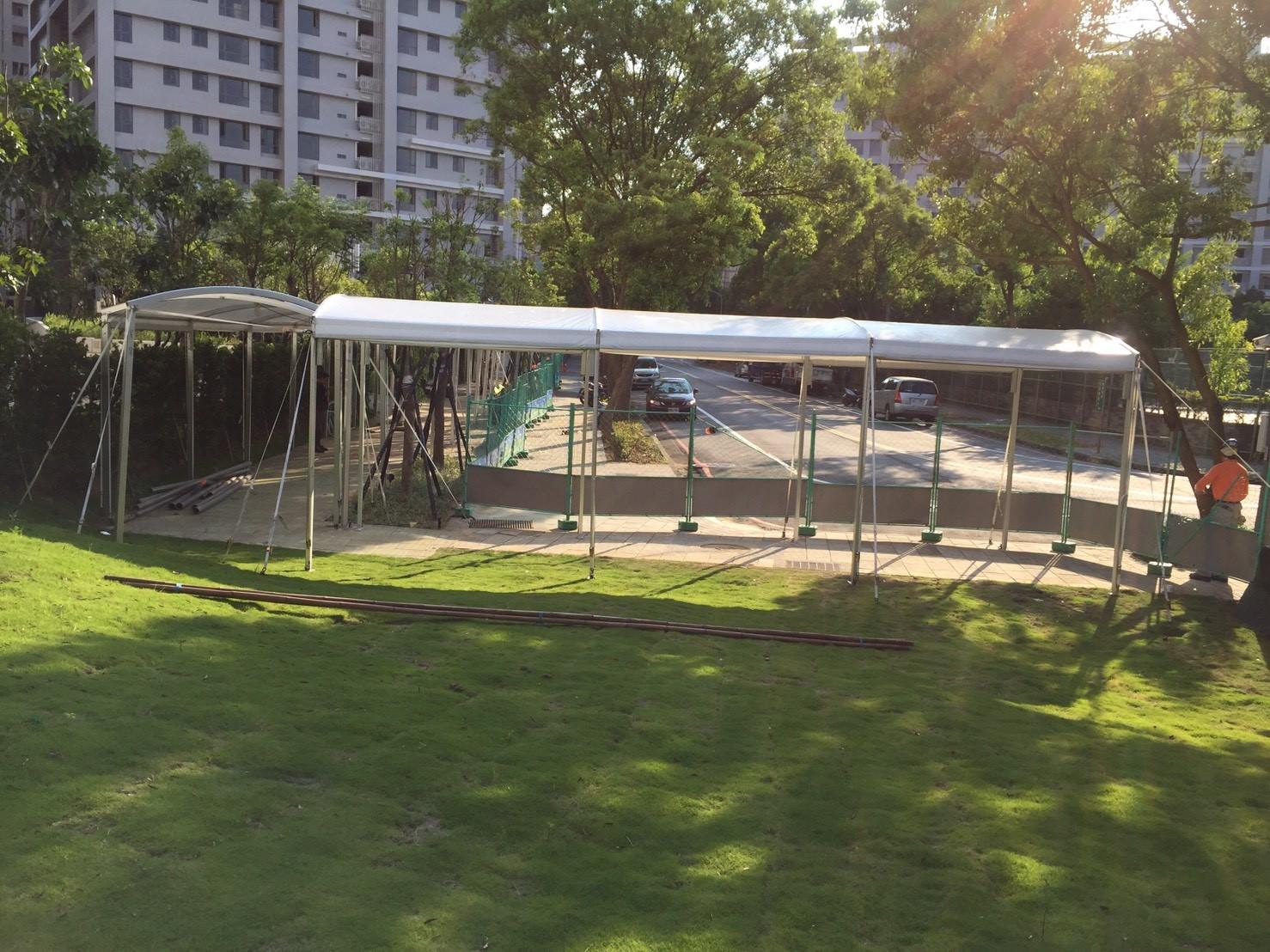3M x 3M Corridor Tent - 2017 29th SUMMER UNIVERSIADE