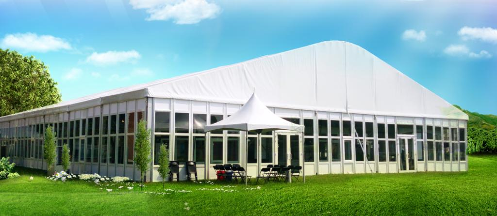 Glass Wall Tents