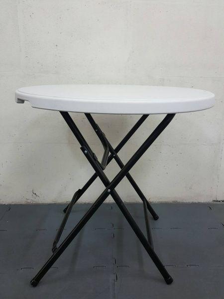 Tavolo pieghevole rotondo