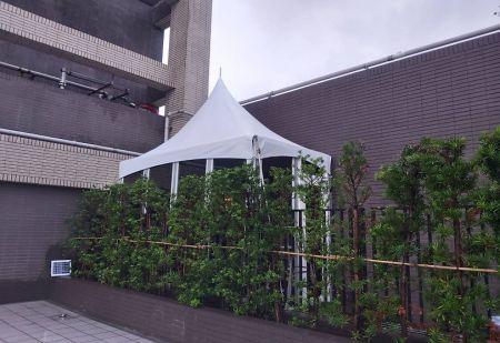 कस्टम तम्बू