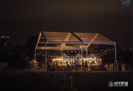 15MX10M Transparent tent-Camping