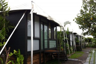 Tent house-6x6M