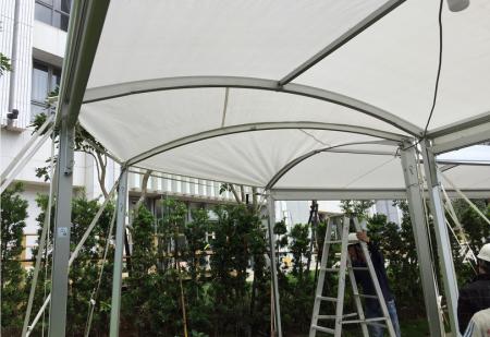 3M*3MCorridor Tent-2017World Universiade