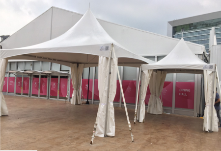 6M * 6MCross Tent-2017World Universiade