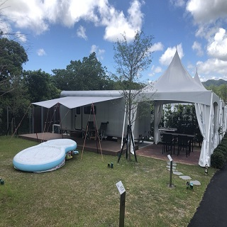 2018 Chiaohsi HotelRoya & The Camping Area