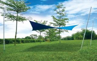 3M~7M Sail Shade(Triangle&Rectangular&Square&Pentagon) - UV protection awning