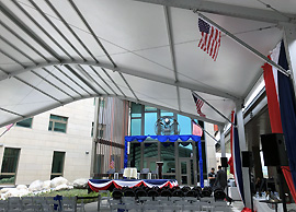 2018 The Unveiling Ceremony of AIT's New Building