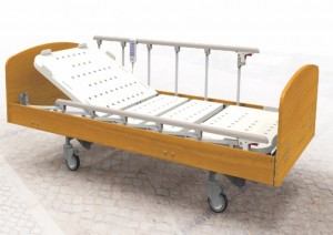 Home Care Bed (Wooden)