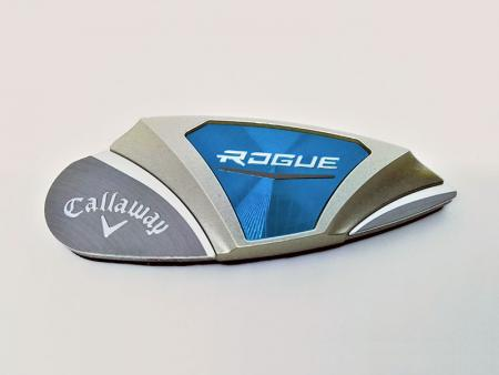 Golf Badge - Golf Club Logo
