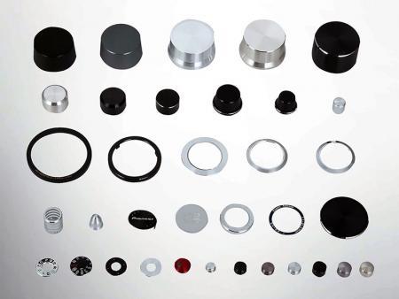 金屬旋鈕 - 金屬旋鈕