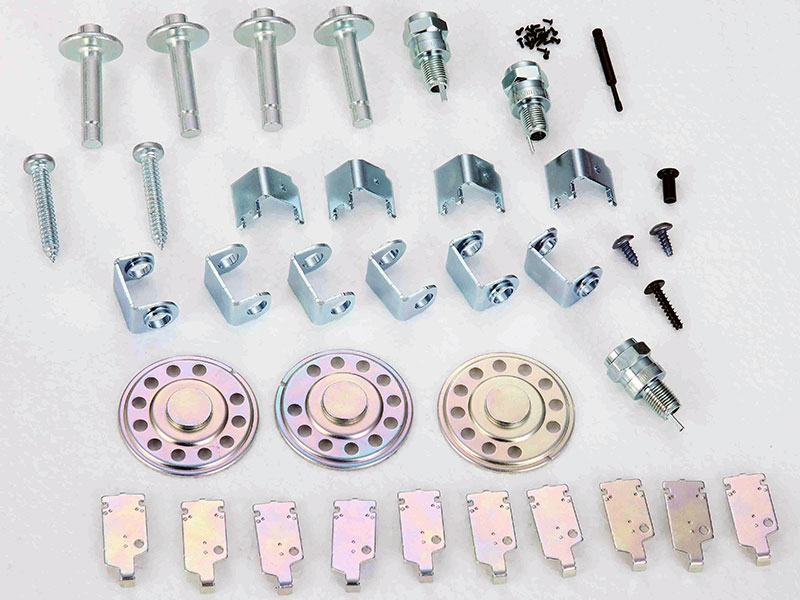 Metal Plating - Metal Plating: Copper, Nickel, Chromium