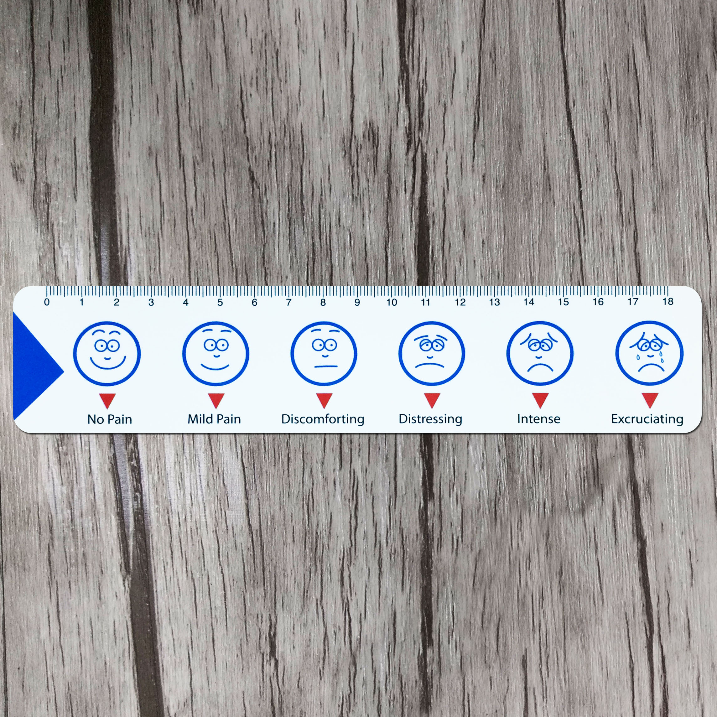 Pain Measure Ruler - KP-D04