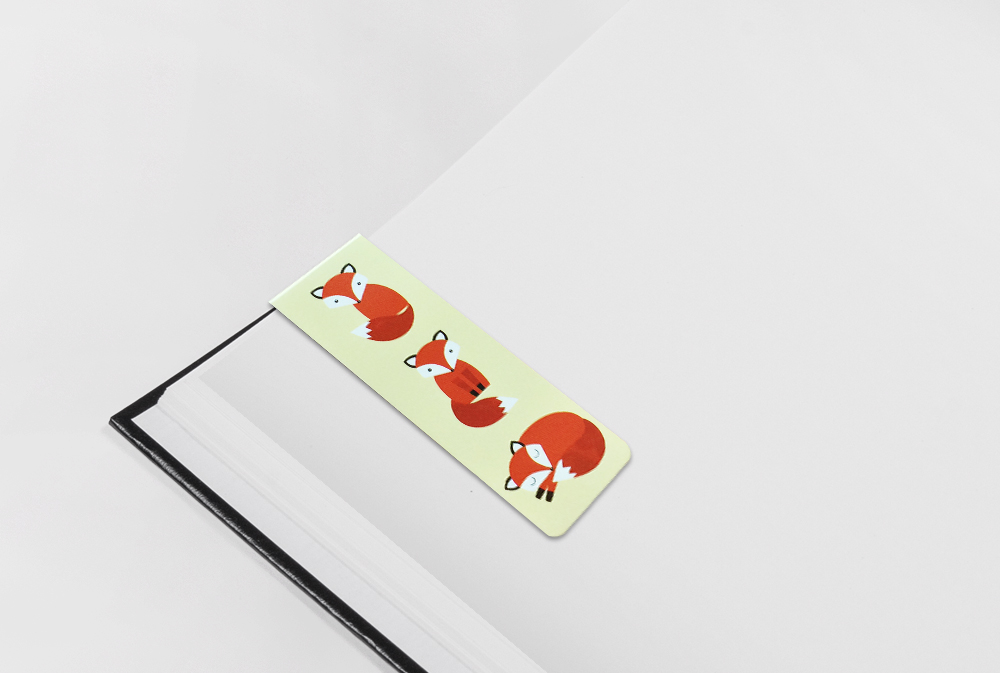 Magnetic Bookmark - MG-B01