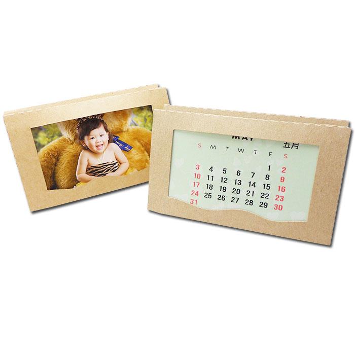 Multifunctional Magnetic Photo Frame desk calendar