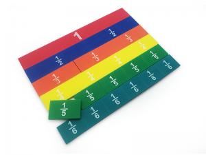 EVA Fraction Tiles Magnet