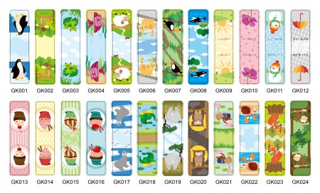 Bookmark Picture Reference