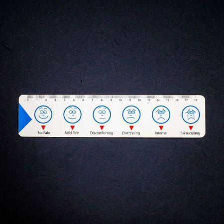 Pain Measure Ruler