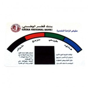Temperature Sensor Card