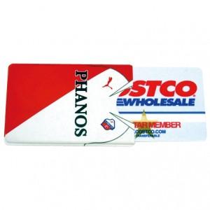 硬質塑膠證件卡夾