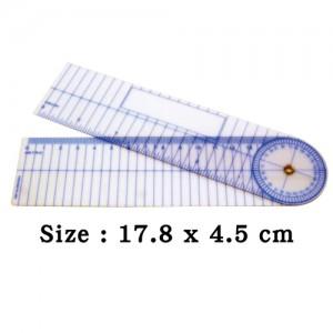 प्लास्टिक गोनियोमीटर