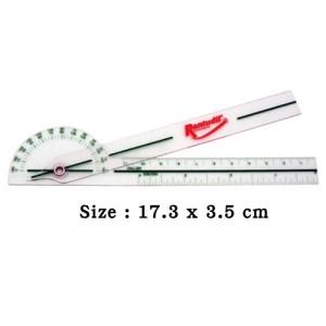 Goniomètre en plastique à 180 degrés