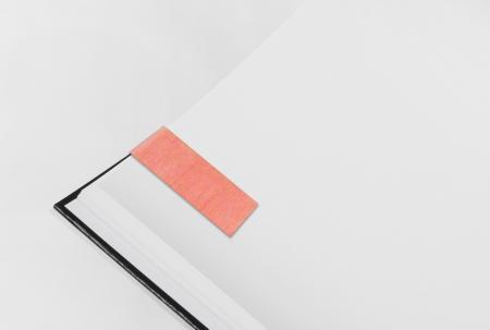 Textured Magnetic Bookmark