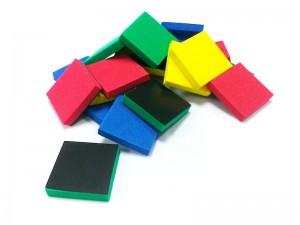 Magnete di piastrelle di colore eva magnete di alta qualità