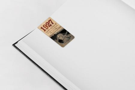 """Roaring Twenties"" Magnet Bookmarks"