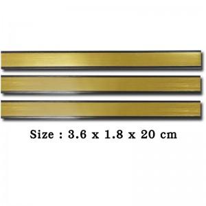 強力磁條(金色)