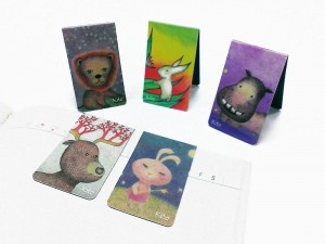 Customized Magnetic Bookmark