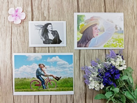 PVC Adhesive Photo Frame Set