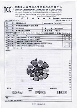 ST安全玩具検査報告書(2)