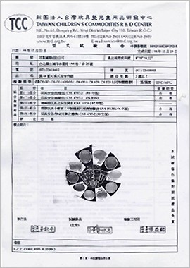 Safety Test Report (2)