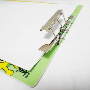 KP-A02 Clipboard With Iron Clip