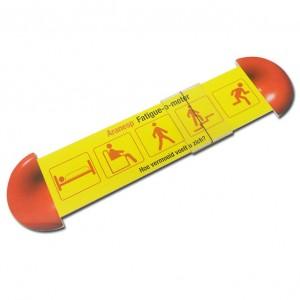 Slide Comparison Ruler for Dose