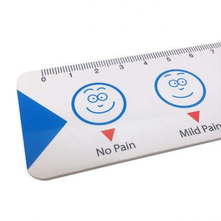 Pain Measure Ruler