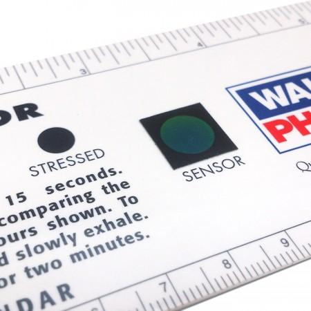 Temperature Sensor Ruler