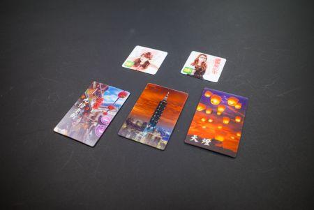 2D Lenticular Fridge Magnets