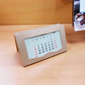 Multifunctional Magnetic Photo Frame desk calendarMG-D17