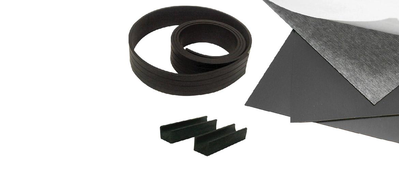 鉄粉とプラスチック粒子   混合圧延